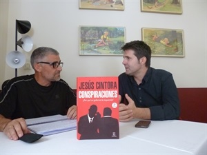 01. Bruno Montano entrevista a Jesús Cintora-Trabalibros