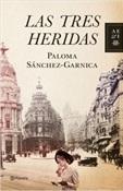 Las tres heridas (Paloma Sánchez-Garnica)-Trabalibros