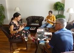 07.Bruno Montano entrevista a Rut Nieves-Trabalibros