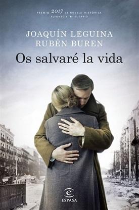 Os salvaré la vida (Leguina y Buren)-Trabalibros