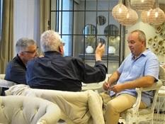 09.Bruno Montano entrevista a Leguina y Buren-Trabalibros
