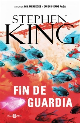 Fin de guardia (Stephen King)-Trabalibros