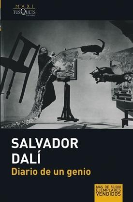 Diario de un genio (Salvador Dalí)-Trabalibros