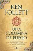Una columna de fuego (Ken Follett)-Trabalibros