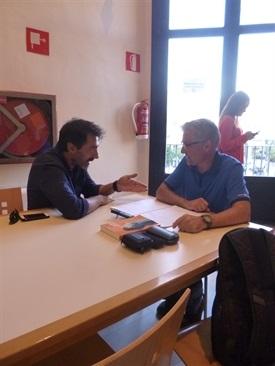 00.Bruno Montano entrevista a Juan del Val-Trabalibros