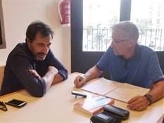 07.Bruno Montano entrevista a Juan del Val-Trabalibros