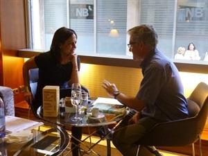 01.Bruno Montano entrevista a Mara Torres