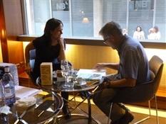 07.Bruno Montano entrevista a Mara Torres