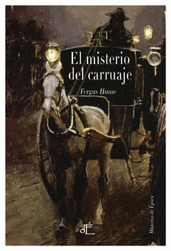 El misterio del carruaje (Fergus Hume)-Trabalibros