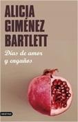 Días de amor y engaños (Alicia Giménez Bartlett)-Trabalibros