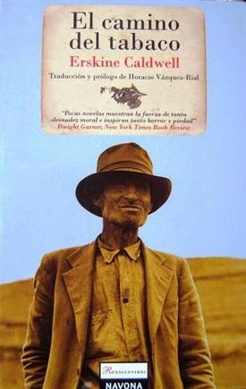 El camino del tabaco (Erskine Caldwell)-Trabalibros