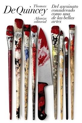Asesinato bellas artes (Thomas de Quincey)-Trabalibros