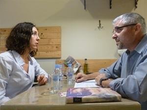 01.Bruno Montano entrevista a Teresa Guirado-Trabalibros