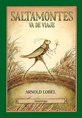 Saltamontes va de viaje (Arnold Lobel)-Trabalibros
