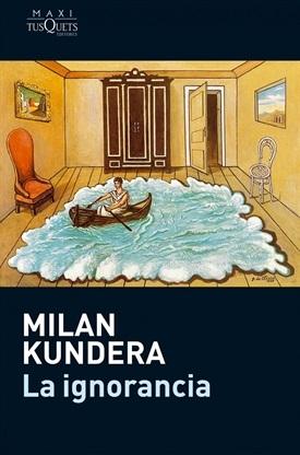 La ignorancia (Milan Kundera)-Trabalibros