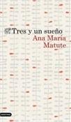 Tres y un sueño (Ana María Matute)-Trabalibros