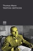 Textos críticos (Thomas Mann)-Trabalibros