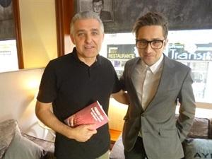 08.Bruno Montano de Trabalibros entrevista a Patricio Pron