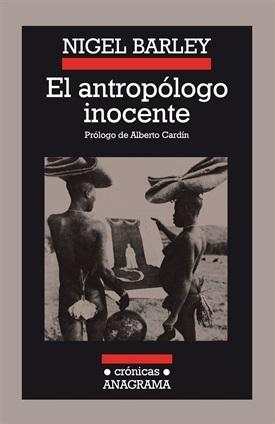 El antropólogo inocente (Nigel Barley)-Trabalibros