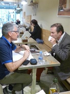 00.Bruno Montano de Trabalibros entrevista a Javier Moro