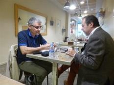 08.Bruno Montano de Trabalibros entrevista a Javier Moro