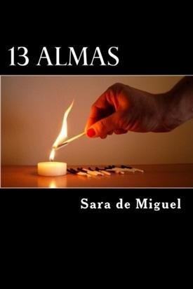 13 almas (Sara de Miguel)-Trabalibros