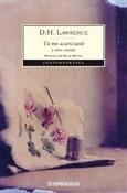 Tú me acariciaste y otros cuentos (D.H. Lawrence)-Trabalibros