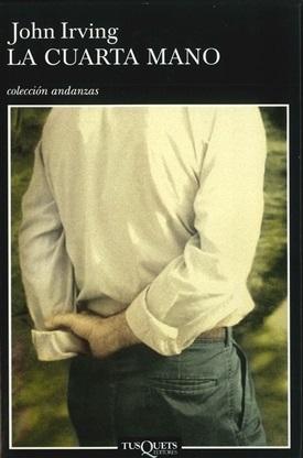 La cuarta mano (John Irving)-Trabalibros