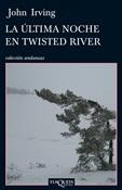 La última noche en Twisted River (John Irving)-Trabalibros