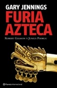 Furia azteca (Gary Jennings)-Trabalibros
