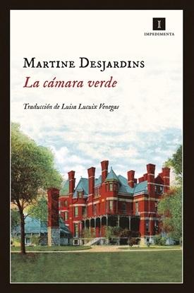 La cámara verde (Martine Desjardins)-Trabalibros