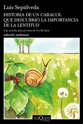 Historia de un caracol (Luis Sepúlveda)-Trabalibros