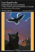 Historia de una gaviota y del gato que le enseñó a volar (Luis Sepúlveda)-Trabalibros