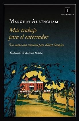 Más trabajo para el enterrador (Margery Allingham)-Trabalibros