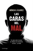 Las caras del mal (Mónica G. Álvarez)-Trabalibros