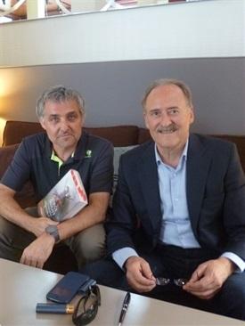 00.Bruno Montano de Trabalibros entrevista a Jorge Molist