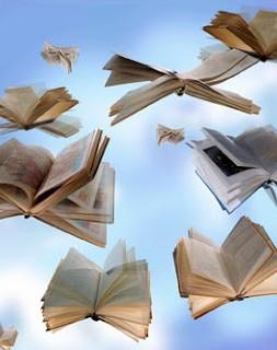 Libros con alas