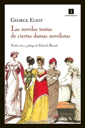 Las novelas tontas de ciertas damas novelistas (George Eliot)-Trabalibros