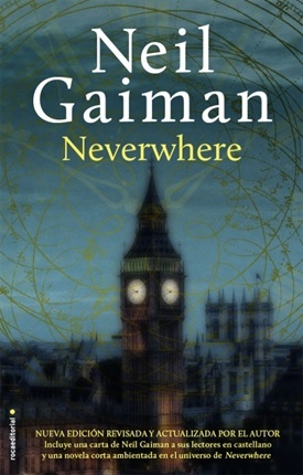 Neverwhere (Neil Gaiman)-Trabalibros