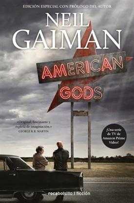 American Gods (Neil Gaiman)-Trabalibros