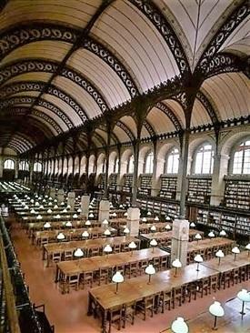 00. Biblioteca Santa Genoveva de París-Trabalibros