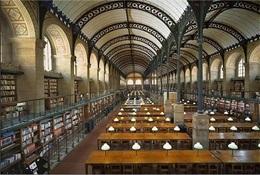 02. Biblioteca Santa Genoveva de París-Trabalibros