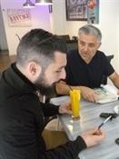 00.Bruno Montano de Trabalibros entrevista a Daniel Fopiani