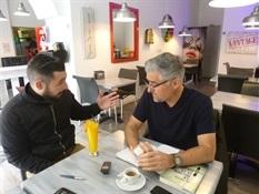 09.Bruno Montano de Trabalibros entrevista a Daniel Fopiani