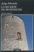 La muerte de Montaigne (Jorge Edwards)-Trabalibros