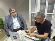 05.Bruno Montano de Trabalibros entrevista a Juan Manuel de Prada