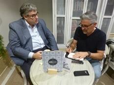 06.Bruno Montano de Trabalibros entrevista a Juan Manuel de Prada