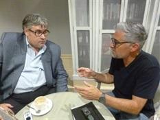 07.Bruno Montano de Trabalibros entrevista a Juan Manuel de Prada