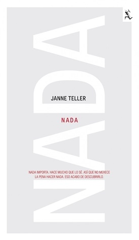 Nada (Janne Teller)-Trabalibros