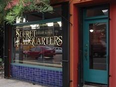 Secret Headquarters (2)-Trabalibros